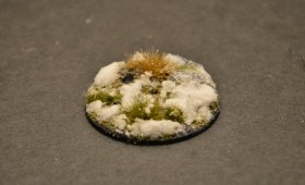Tutorial: Easy snow bases