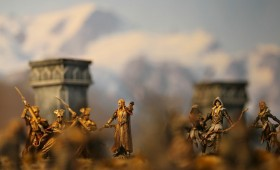 Mirkwood is marching into Battle
